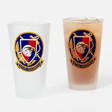 VP 47 Golden Swordsmen Drinking Glass