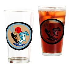 VP 49 Woodpeckers Drinking Glass
