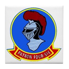 VP 46 Grey Knights Tile Coaster