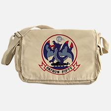 VP 50 Blue Dragons Messenger Bag