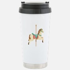 Carousel Horse Travel Mug