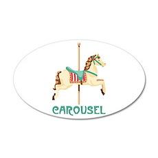 Carousel Wall Decal