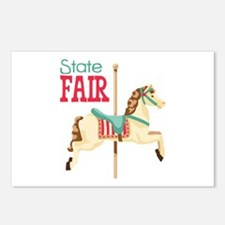 State Fair Postcards (Package of 8)