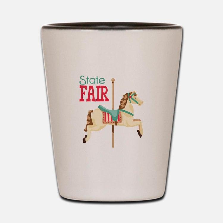 State Fair Shot Glass