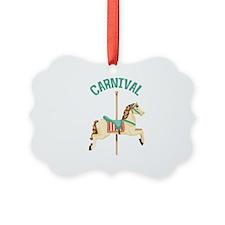Carnival Ornament