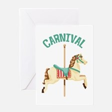 Carnival Greeting Cards