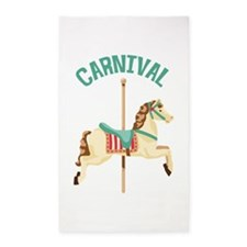 Carnival 3'x5' Area Rug