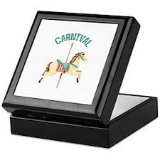 Carnival Keepsake Box