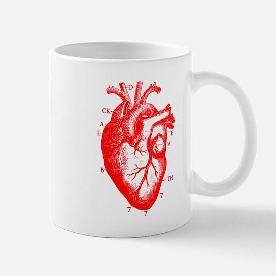 Black Death 777 - St Valentine Brandy II Mugs