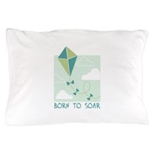 Born To Soar Pillow Case