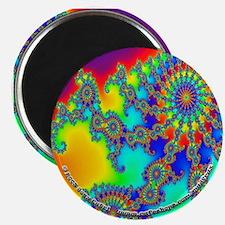 """Fractal R~03 - 2.25"""" Magnet"""