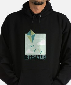 Lets Fly A Kite Hoodie