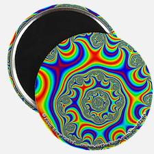 """Fractal R~09 - 2.25"""" Magnet"""