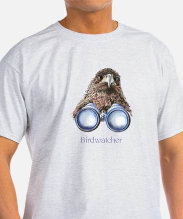 Birdwatcher Bird Watching You Humor T-Shirt
