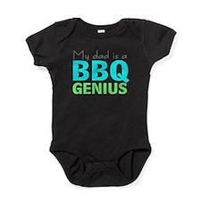 dad genius Baby Bodysuit