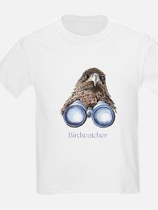 Birdwatcher Bird Watching You Humor T-Shirt