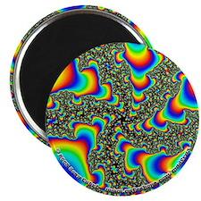 """Fractal R~15 - 2.25"""" Magnet (10 pack)"""