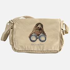Birdwatcher Bird Watching You Humor Messenger Bag