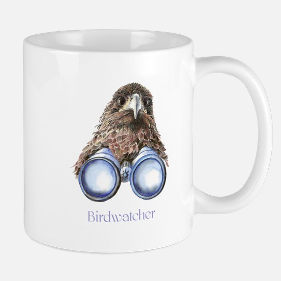 Birdwatcher Bird Watching You Humor Mugs