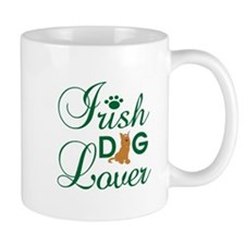 Irish Dog Lover Mug