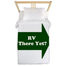 RV There Yet? Twin Duvet