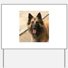 Belgian Shepherd Dog (Tervuren) Yard Sign