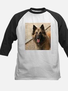 Belgian Shepherd Dog (Tervuren) Baseball Jersey