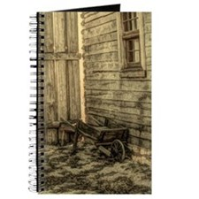rustic western country farm house  Journal