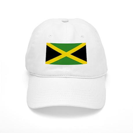 Jamaica Flag Cap