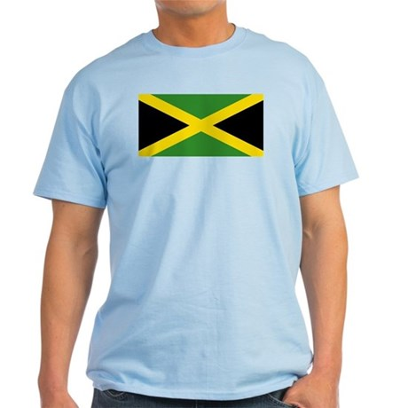 Jamaica Flag Light T-Shirt