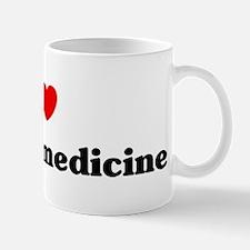 I Love internal medicine Mug