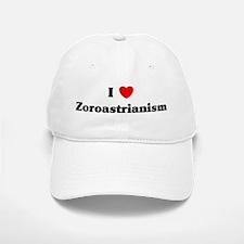 I Love Zoroastrianism Baseball Baseball Cap
