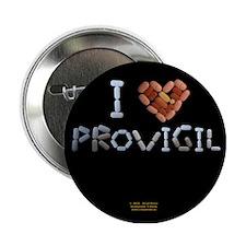 """I Heart Provigil Button 2.25"""" Button"""