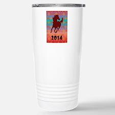Chinese Year of the Horse Travel Mug