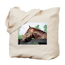 SEATTLE SLEW Tote Bag