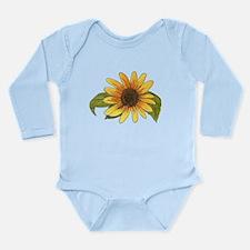 Sunflower Body Suit