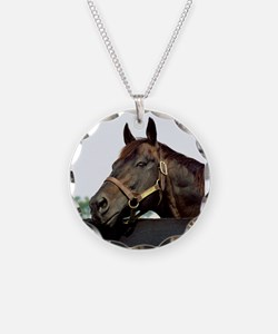 Seattle Slew Necklace