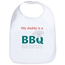 daddy cook Bib