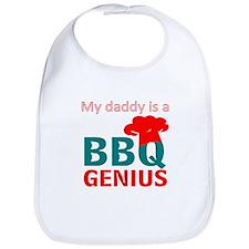 bbq dad Bib
