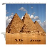 Camels Shower Curtains