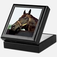 SEATTLE SLEW Keepsake Box
