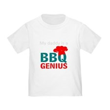 barbeque dad T-Shirt