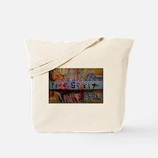 free spirit abstract Tote Bag