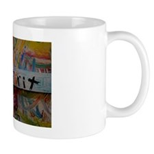 free spirit abstract Mug