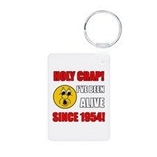 1954 Holy Crap Keychains