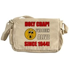 1944 Holy Crap Messenger Bag