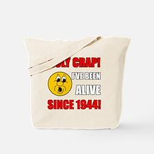 1944 Holy Crap Tote Bag