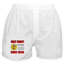 1944 Holy Crap Boxer Shorts