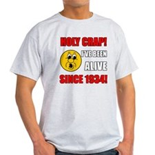 1934 Holy Crap T-Shirt