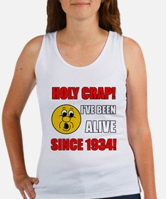 1934 Holy Crap Women's Tank Top